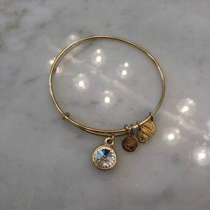 Alex and Ani Jewelry - Alex & Ani Gold Bracelet